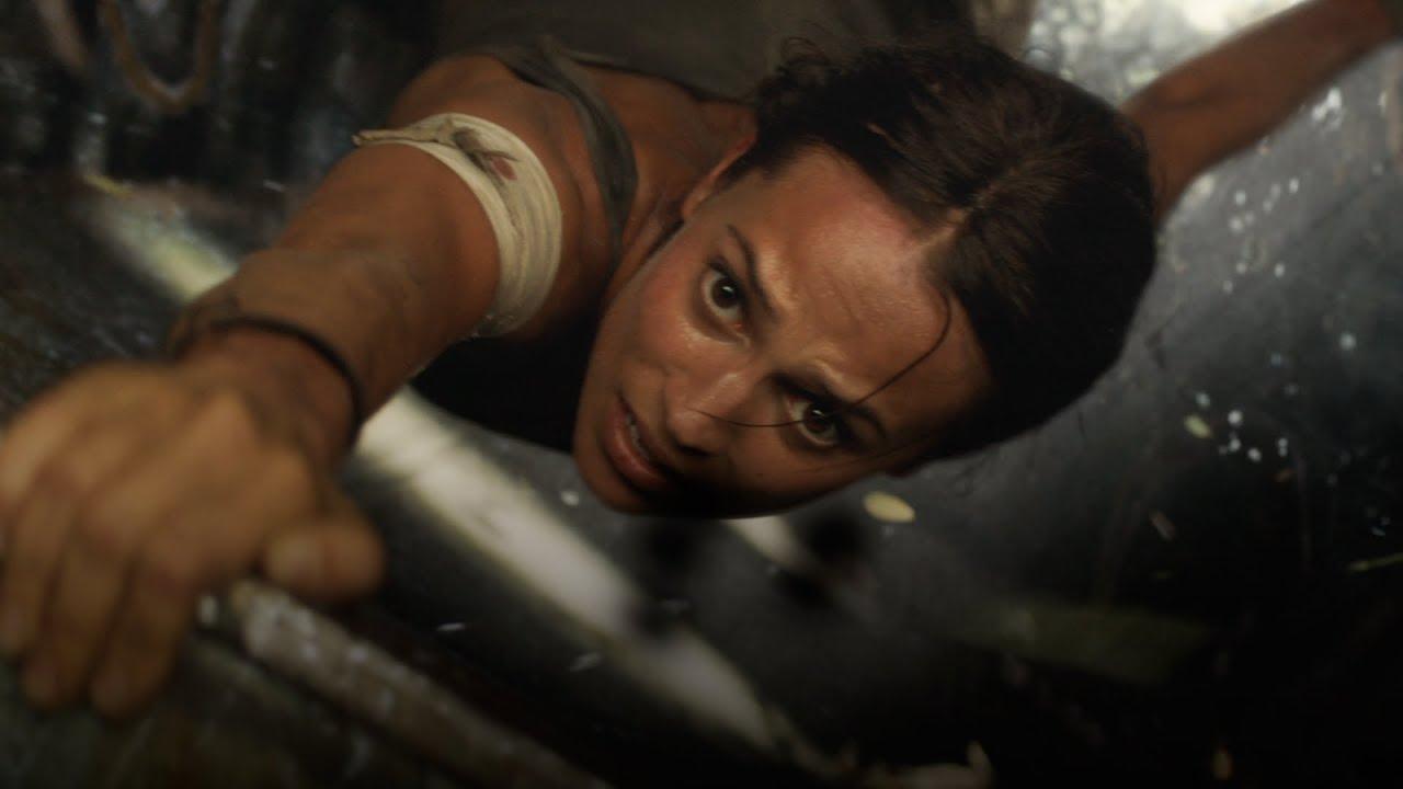 Trailer för Tomb Raider