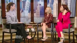 Bridget Moynahan Talks Married Life & Her Son's Love of Awards
