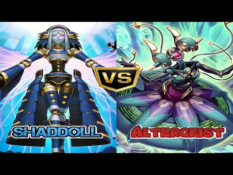 SPELLCASTER GRIND - Yu-Gi-Oh! NEW Locals - Shaddolls vs. Altergeist - BOX TOURNAMENT - FULL MATCH