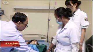 Lào: Tai nạn xe buýt, 13 du khách TQ thiệt mạng (VOA)