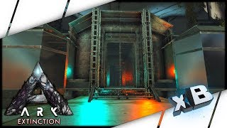 NEW Extinction Base Build! :: Noob Vs ARK: Extinction :: E13