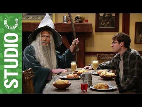 Pán Pottera - Studio C