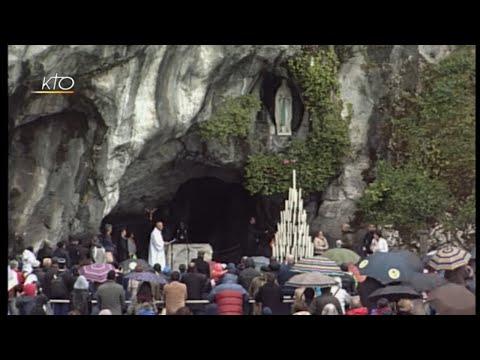 Chapelet à Lourdes du 18 mai 2019