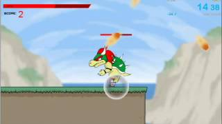 Mario Combat Deluxe Speedrun in 49.17 (WR)