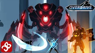 Overdrive Ninja Shadow (By GMS Adventure ) - iOS/Android - Gameplay Video
