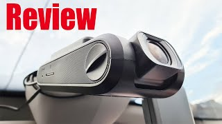 APEMAN C550 Dual Dash Cam : Unboxing, Test, Review & Installation