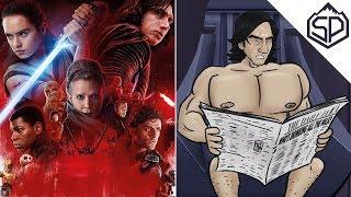 """Как должны были закончиться """"Звёздные Войны: Последние Джедаи"""""""