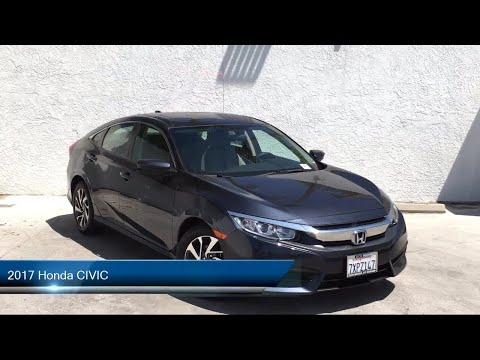2017 Honda CIVIC Oxnard  Camarillo  Thousand Oaks  Ventura  Port Hueneme