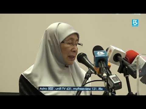 Tangani perlakuan anti persaingan yang ganggu pasaran perniagaan - Dr Wan Azizah