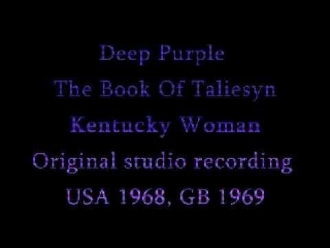 Deep Purple - Kentucky Woman (1968)