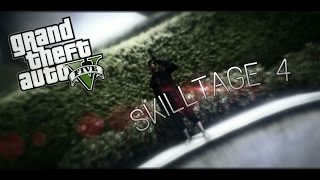 SkilledFreak: Skilltage #4 (GTA V BMX Stunts)