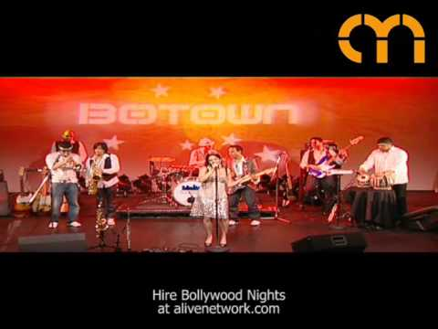 Video Bollywood Nights Indian & Bollywood Band London