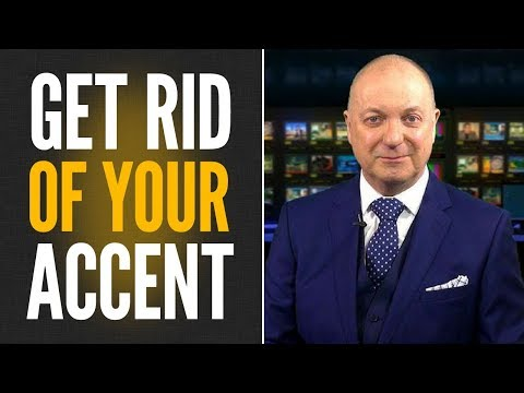 HOW TO GET RID OF AN ACCENT IN 6 EASY STEPS! - PLUS FREE CHECKLIST!