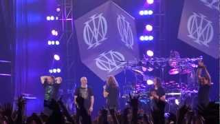 DREAM THEATER - Metropolis Pt. 1: The Miracle And The Sleeper HD (Chile 2012)