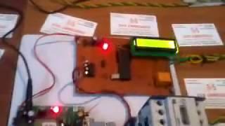 3 -- PHASE MOTOR STARTER / AUTOMATIC MOBILE STARTER