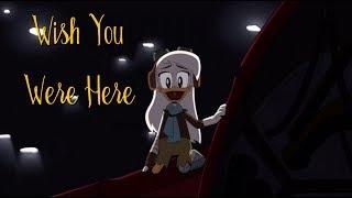Della Duck - DuckTales - Wish You Were Here (Acoustic Version) - Avril Lavigne AMV