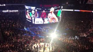 McGregor vs Diaz 2 UFC 202 Live at TMobile Arena in Las Vegas NV 8/20/16