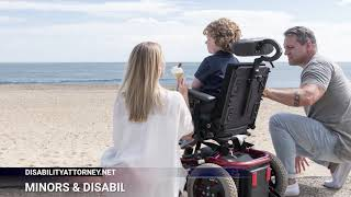 Video thumbnail: Can Disabled Minors Receive Social Security Disability Insurance Benefits?