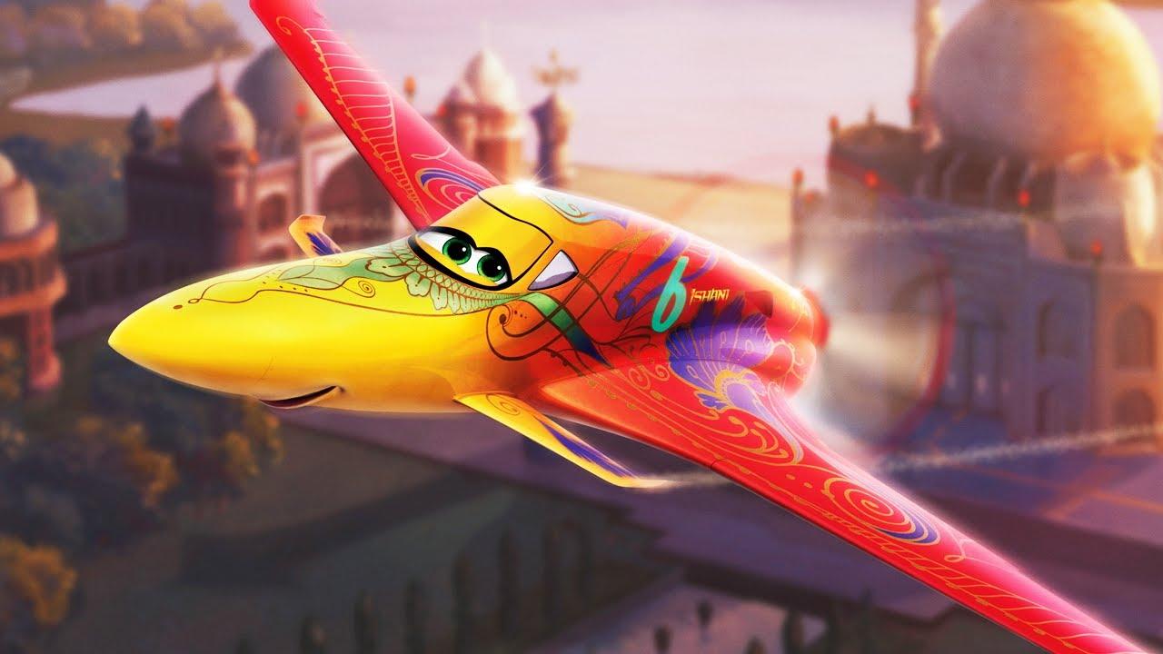 >Planes Trailer 2013 Disney Movie - Official [HD]