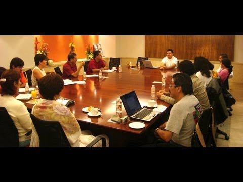 Coordinado por el Dr. Ramón Gallegos Pedagogía del amor universal  Cuarta promoción 2013 inscribete