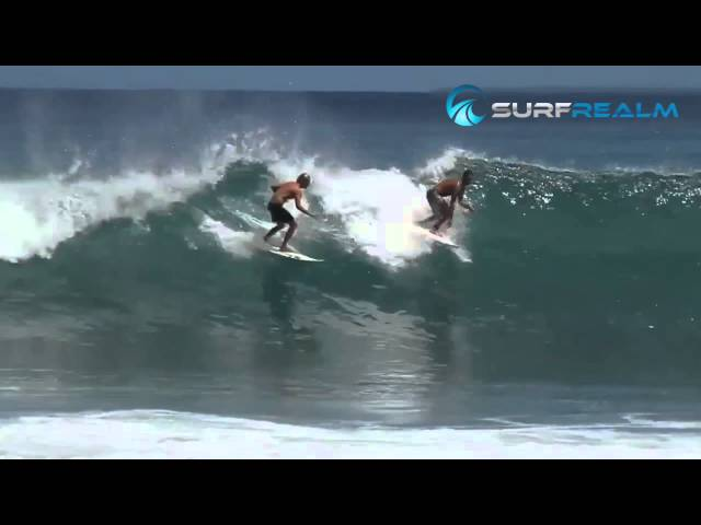 Kiwi Surfer Tackles Brazilian After Being Dropped In On...