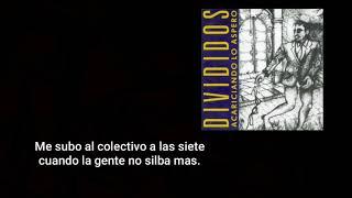 03) Cuadros Colgados - Divididos (Acariciando lo áspero)