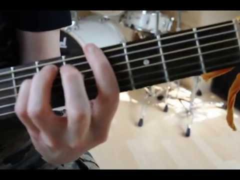 Nirvana Lithium, Guitar Chords Tutorial Acoustic