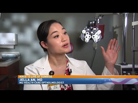 Microinvasive Glaucoma Surgery Preserves Columbia Woman's Sight (Jella An, MD)