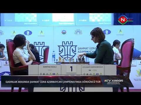 Naxçıvanda keçirilən Azərbaycan çempionatının 4-cü turu başa çatıb 1