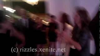 Sasha Alexander danse aux Healthy Child Awards (2011)