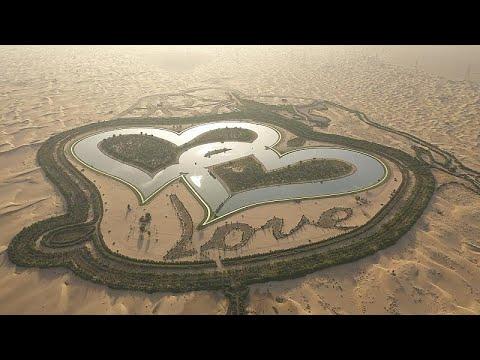 العرب اليوم - جمال طبيعي ومواقع فريدة من صنع الإنسان في صحراء دبي