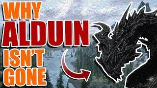 Why Alduin Isn't Dead   Elder Scrolls Lore