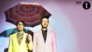 Basement Jaxx - Raindrops - ( Radio 1 Live Lounge )