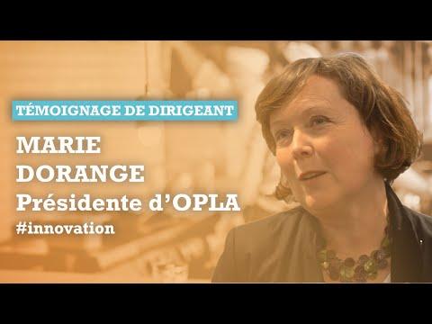 OPLA – Interview de Marie Dorange – Présidente