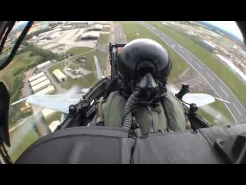 F-18 Solo Display From Cockpit Minicam Mp3