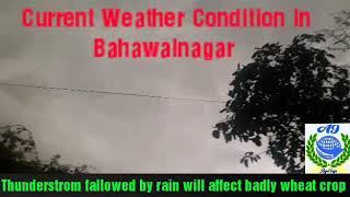 preview picture of video 'Current weather condition in Bahawalnagar بہاولنگر میں موجودہ موسمی صورت حال'