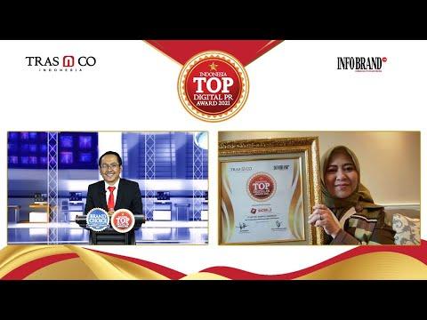 Juara di ranah Digital, Sicepat Ekspress Indonesia Raih Indonesia Top Digital PR Award 2021