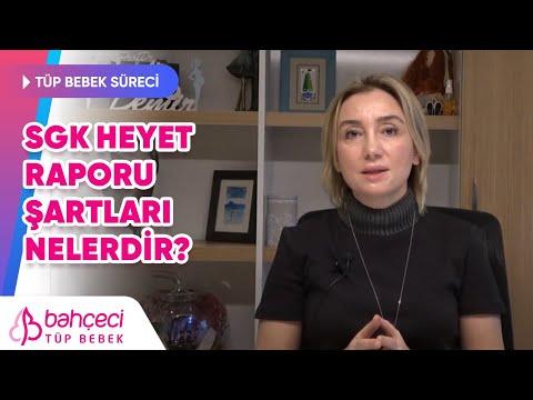 SGK Heyet Raporu Nereden Alınır? – Prof. Dr. Berfu Demir