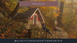 GOOD MORNING AUTUMN || LITTLE HOUSE || HOMESTEAD SHORT FILM 4K