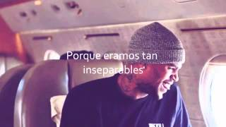 Chris Brown-See You Around letra en español