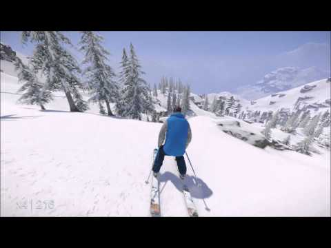 SNOW the PC and PS4 Ski and Snowboard Game Review | SNOW Gameplay | Ep.1|