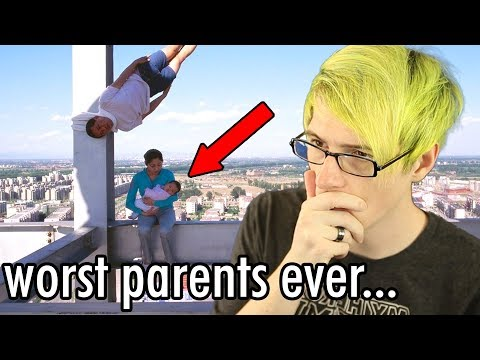 WORST PARENTS EVER… If It Was Not FILMED No One Would Believe It!