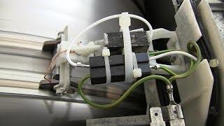 Miele Trockner Drier T4223 Restfeuchtesensor-Kohlen austauschen