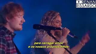 Ed Sheeran   Perfect Duet [com Beyoncé] (Tradução)