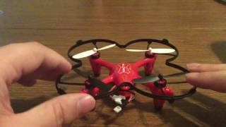 Holystone Mini Quadrocopter Predator Drone with Rapid Movement and Builtin 720p Camera