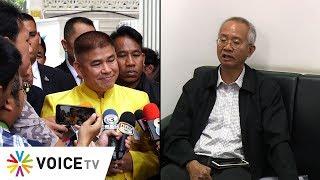 """Talking Thailand - ไม่พูดซ้ำเรื่องเก่า! """"ธรรมนัส"""" กอดเก้าอี้แน่น ท้าอีแอบเปิดหน้าสู้ตรง ๆ"""