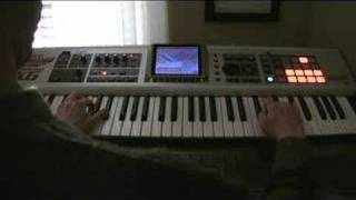 How to play Intro Split Enz - I hope I Never