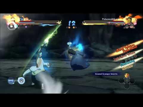 Naruto Storm 4 | Best POV In Storm!