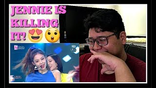 BLACKPINK   FOREVER YOUNG (0617 SBS Inkigayo) Reaction [JENNIE BE KIILIN' 😍😯]