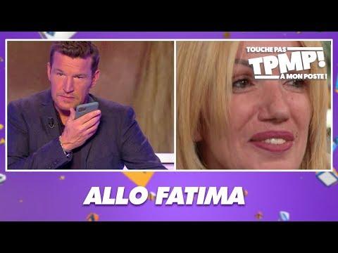 Benjamin Castaldi appelle Fatima de l'amour est dans le pré : elle explique pourquoi elle est partie